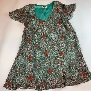 Show Me Your Mumu Kylie Mini Dress Multicolor